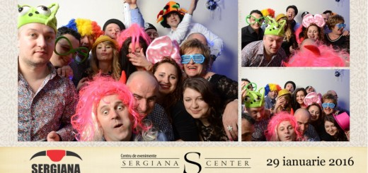 Cabina Foto Sergiana Party 29.01.2016