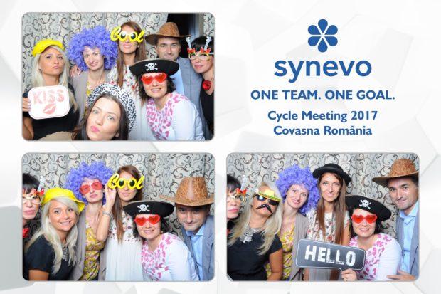 Cabina foto corporate Synevo - Covasna