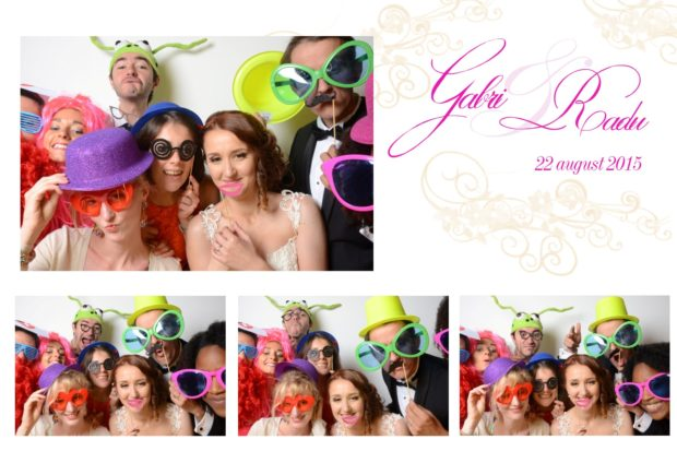 Fotografii instant nunta brasov - Gabi si Radu