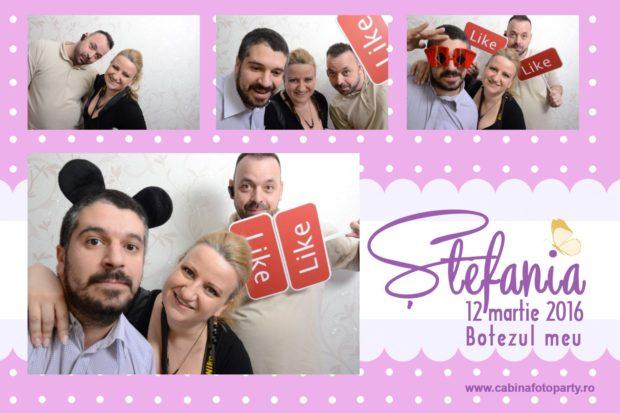 Marturie foto botez cabina foto - Stefania - Sergiana
