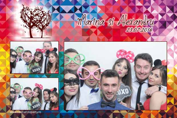 Marturie foto magentica nunta Madalina si Alexandru
