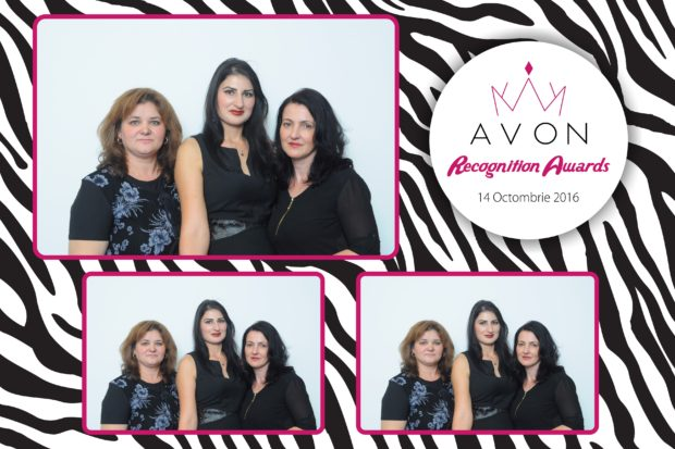 Photobooth cabina foto - Avon Recognition 2016
